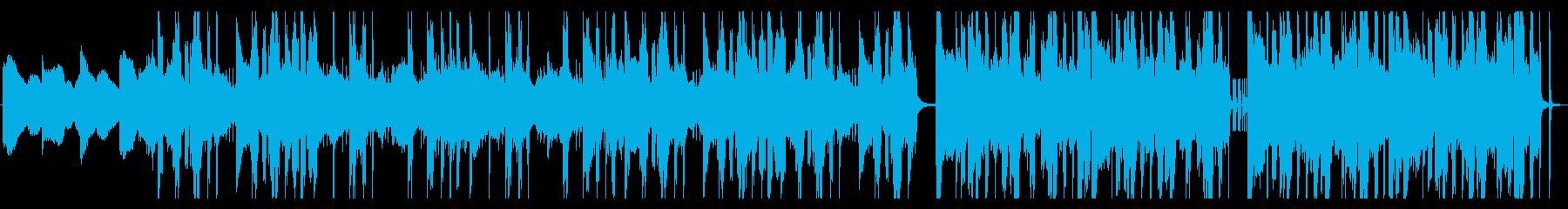 気だるいヒップホップ_No401_3の再生済みの波形