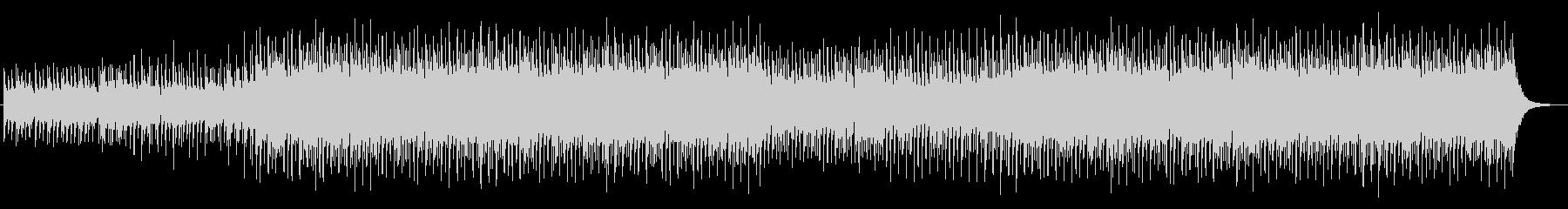 コーポレートミュージック4の未再生の波形