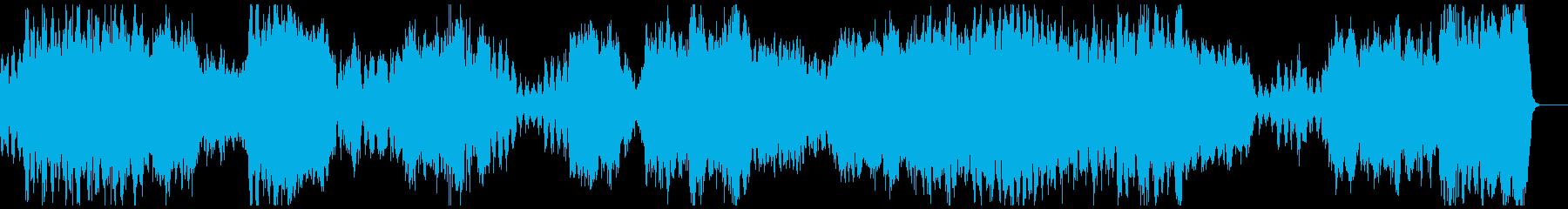 BWV1070/5『カプリチオ』の再生済みの波形