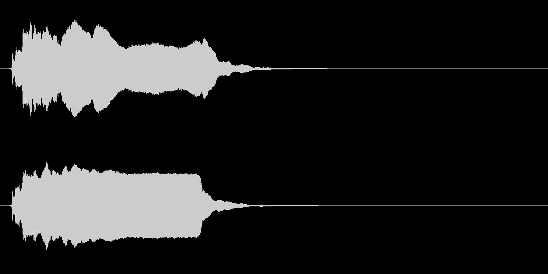 チームスピリット:ロングエアホーン...の未再生の波形