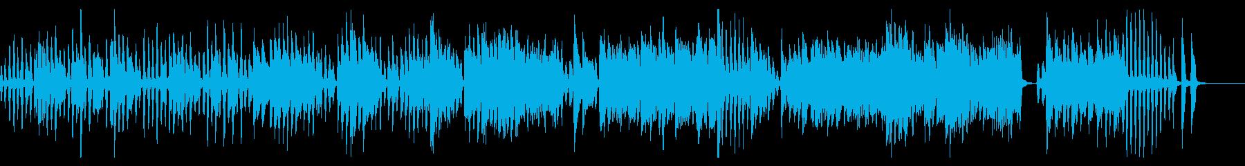 トマ/ガヴォット/へたっぴ/バイオリンの再生済みの波形