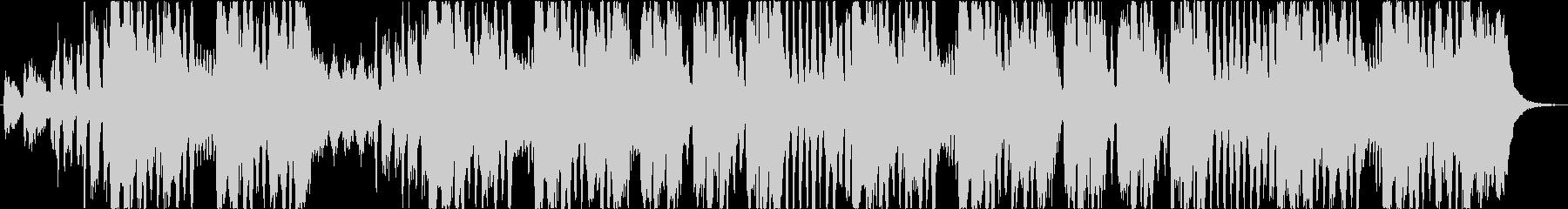 メンデルスゾーンの結婚行進曲(冒頭)ですの未再生の波形