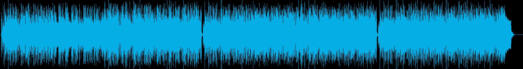 切ない大人のミディアムバラードの再生済みの波形