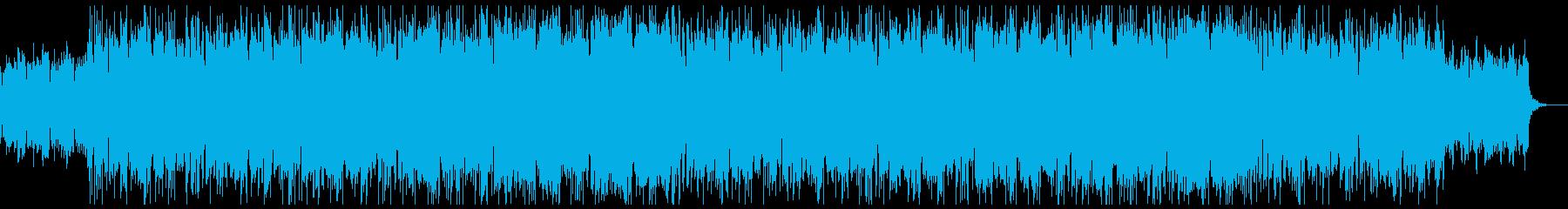 人気のある電子機器 実験的な岩 バ...の再生済みの波形