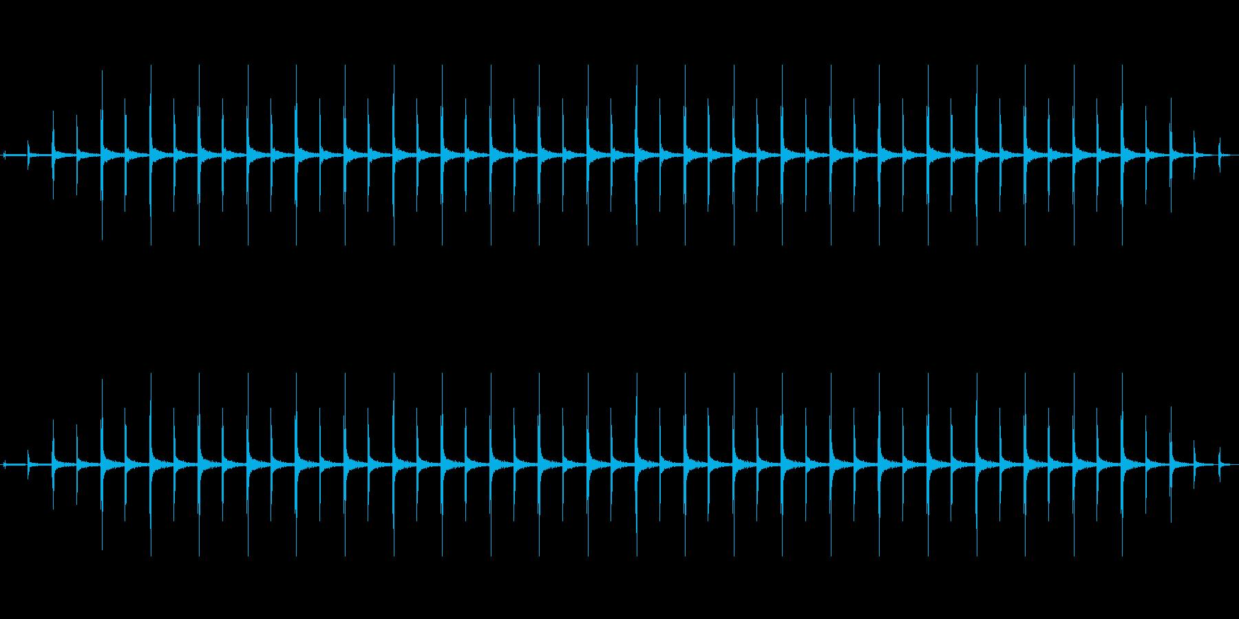 時計 ticktock_40-2_revの再生済みの波形