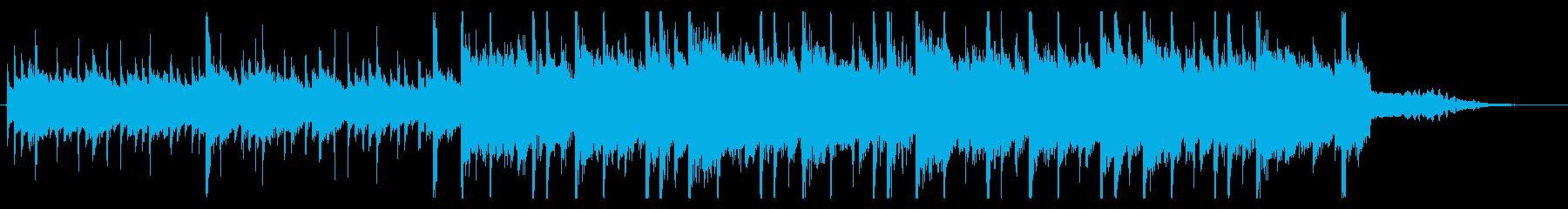 【ショート版】企業VP・CM 感動的の再生済みの波形