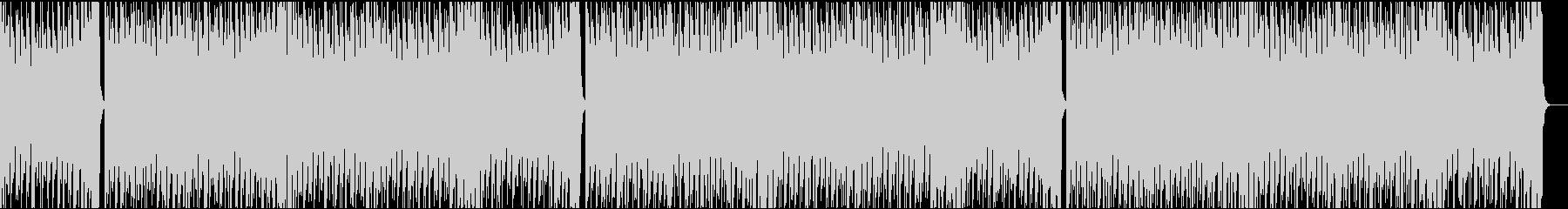 13秒でサビ、不安定、電子音ダークの未再生の波形