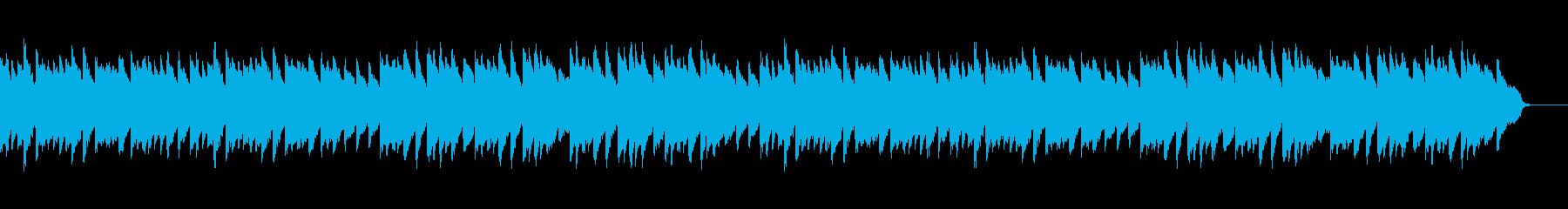アコースティックセンチメンタル(ピアノ)の再生済みの波形