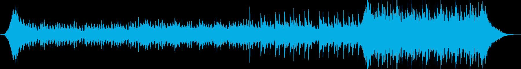 企業VPや映像36、壮大、オーケストラbの再生済みの波形