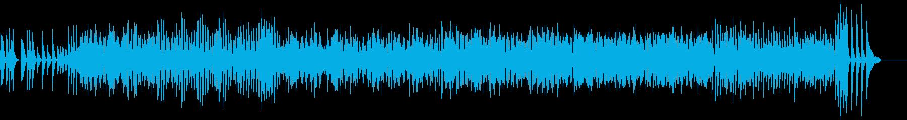 天国と地獄ピアノ連弾風(運動会の曲)の再生済みの波形