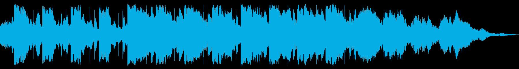 新世紀実験 アンビエントミュージッ...の再生済みの波形