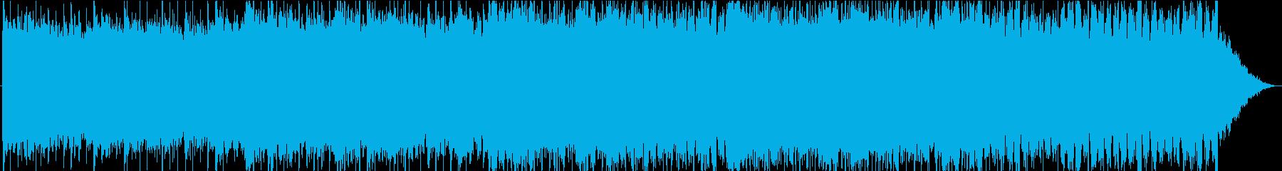 ポップ テクノ 実験的な アンビエ...の再生済みの波形