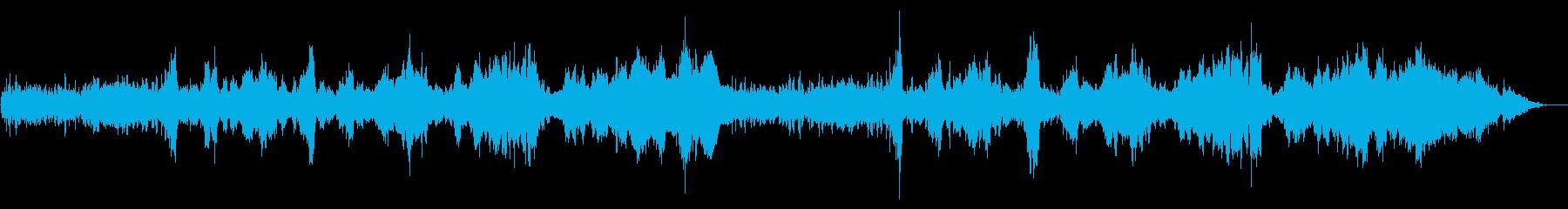 生バイオリン グノー作曲アヴェ・マリアの再生済みの波形