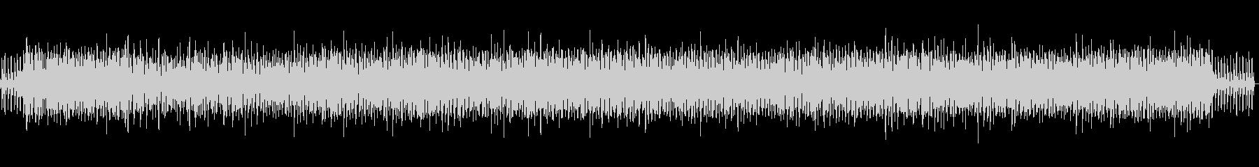 シンセ・インプロの未再生の波形