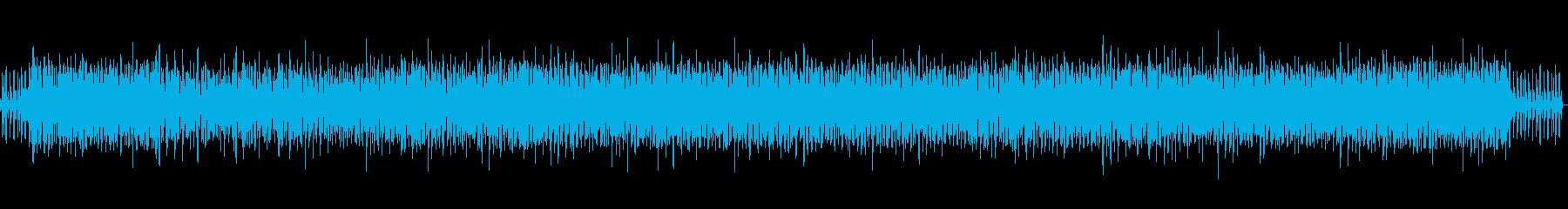 シンセ・インプロの再生済みの波形