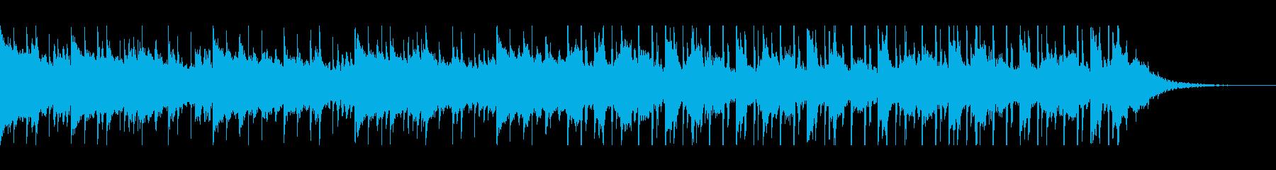 中東のラマダン(45秒)の再生済みの波形