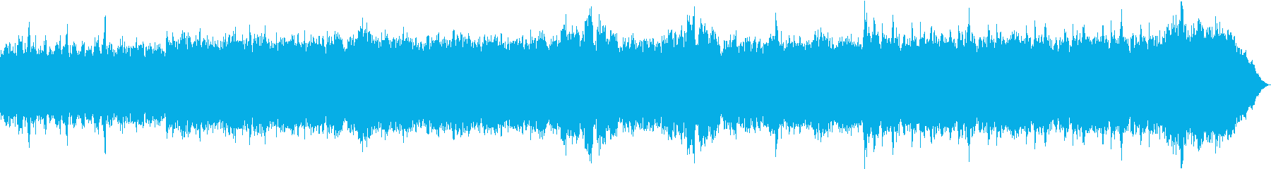 キンモクセイ-メロトロン・ストリングスの再生済みの波形