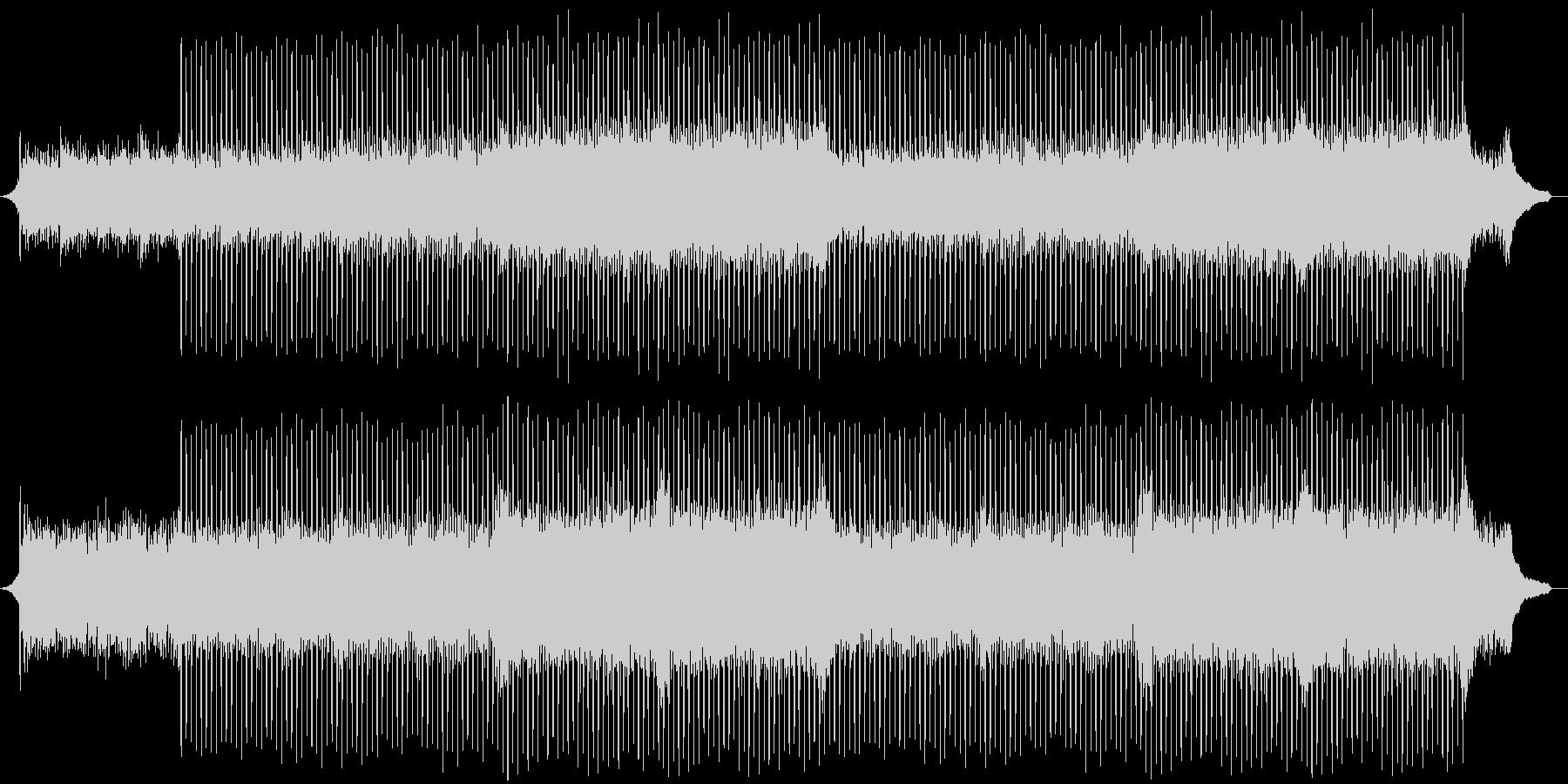 企業VP系78、爽やかピアノ、4つ打ちaの未再生の波形