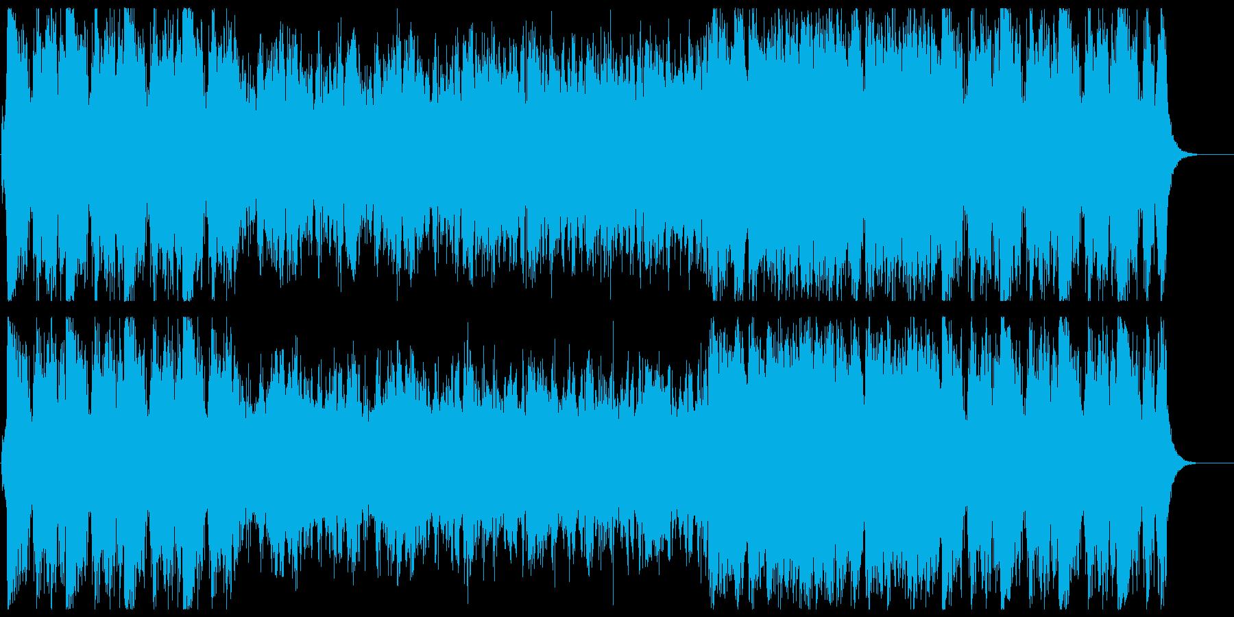 ハレルヤ協奏曲(クラシックのアレンジ)の再生済みの波形