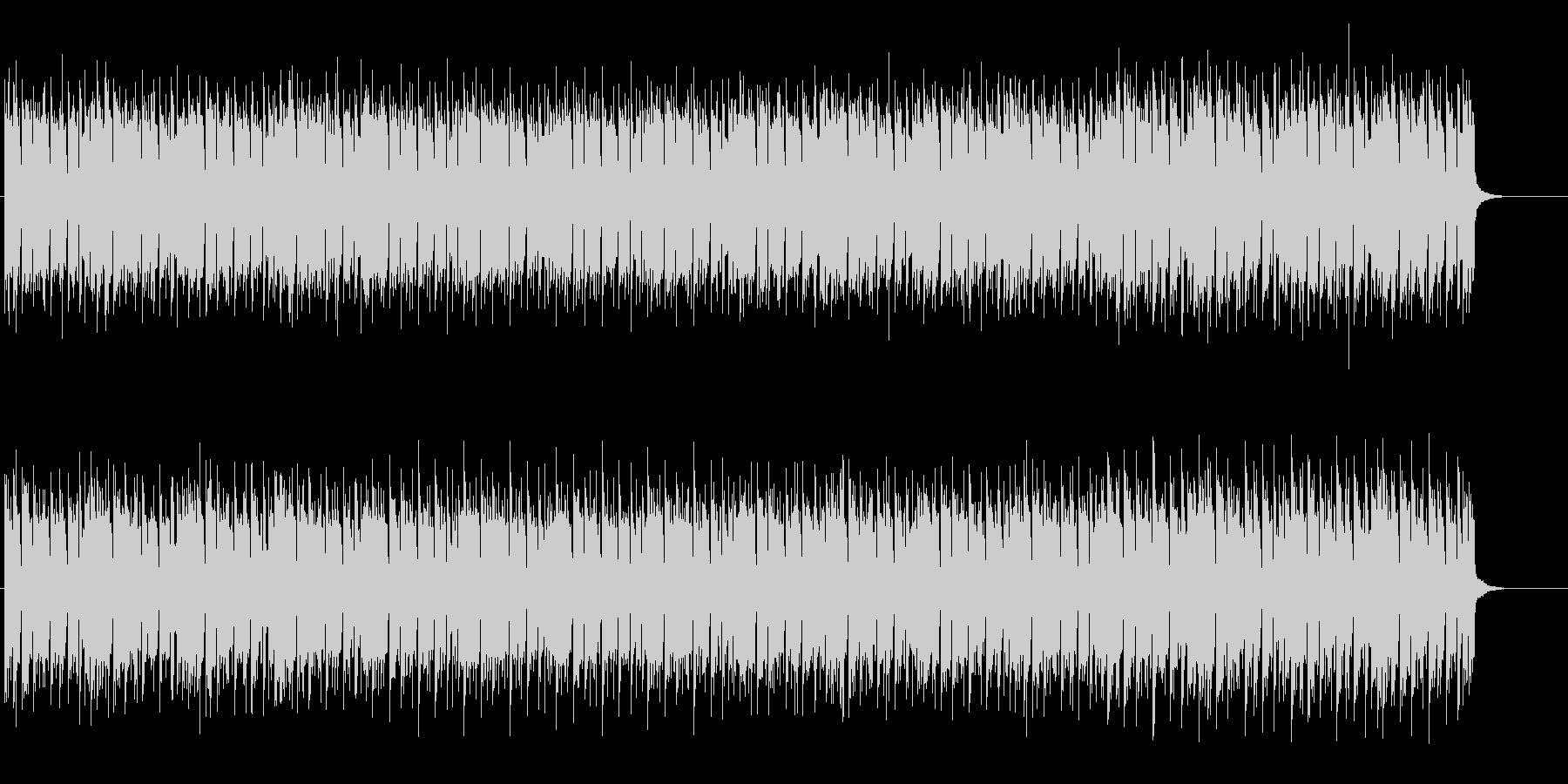 セクシーなエレクトロHipHopの未再生の波形
