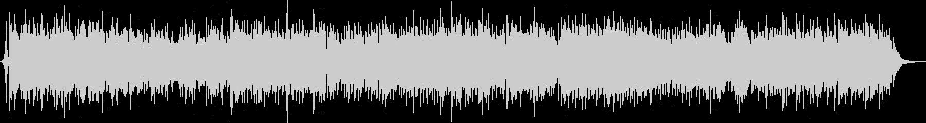 透明感のある洋楽ドリームポップ ギタポの未再生の波形