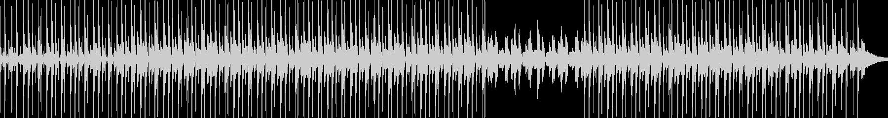 スチールドラムとvibeyレゲエトラックの未再生の波形