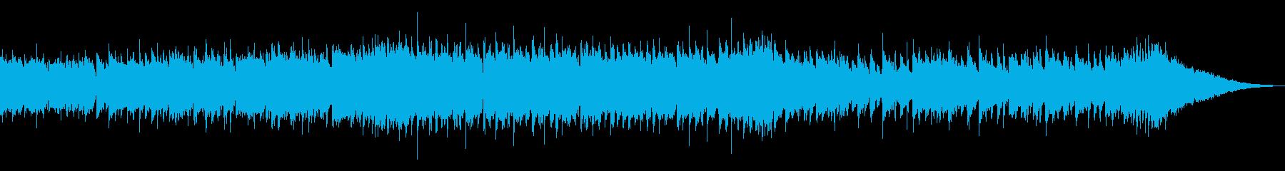 料理・爽やか・Youtube・ボサノバの再生済みの波形