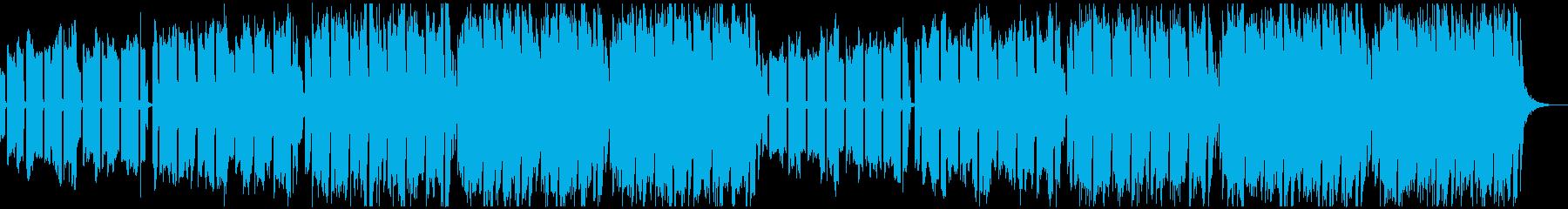 ポップで軽快なEDM・1の再生済みの波形