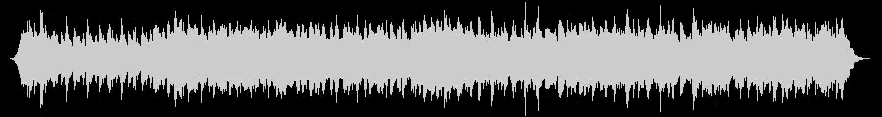 ゲームのオープニングBGM の未再生の波形