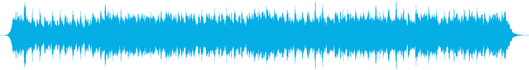 ゲームのオープニングBGM の再生済みの波形