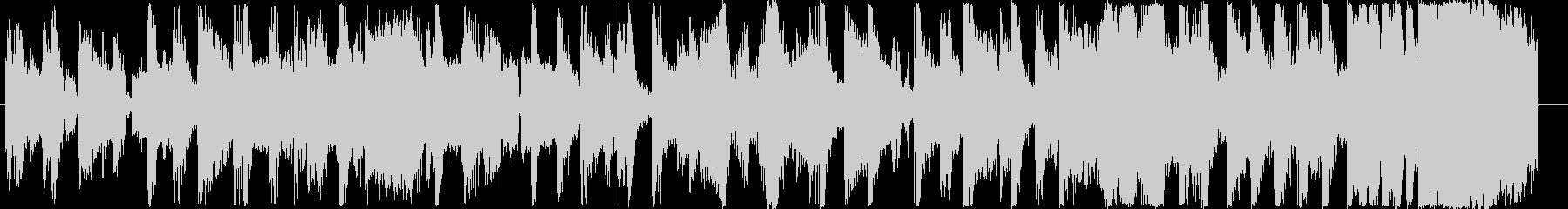 15秒に収まった使いやすいEDMジングルの未再生の波形