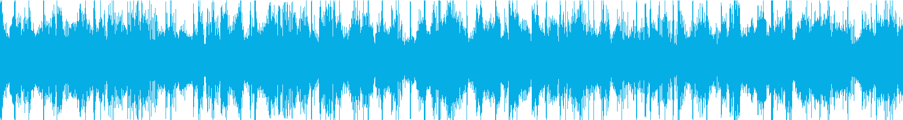 チャンネル登録ジングルメロウファンクの再生済みの波形