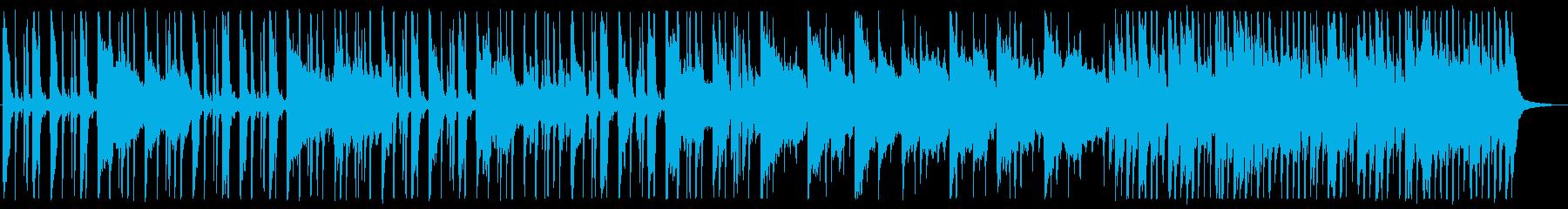 爽やか/優しさ/R&B_No470_2の再生済みの波形
