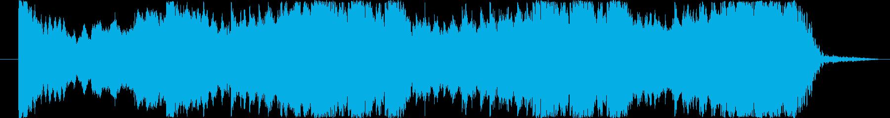 モダン 交響曲 室内楽 アンビエン...の再生済みの波形