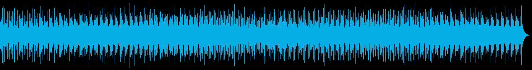 和風・企業VP・ポップ・三味線の再生済みの波形