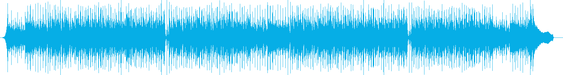 CM、ムービー等爽やかでほのぼのポップcの再生済みの波形