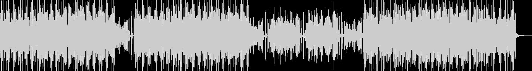 ゆるくまったり映像に・スィングポップ Gの未再生の波形