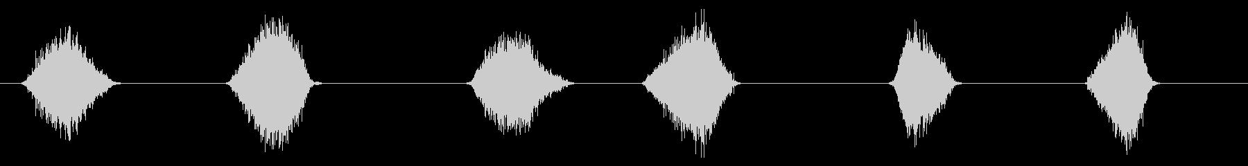 PC マウス ムーブ03-08(ソフト)の未再生の波形