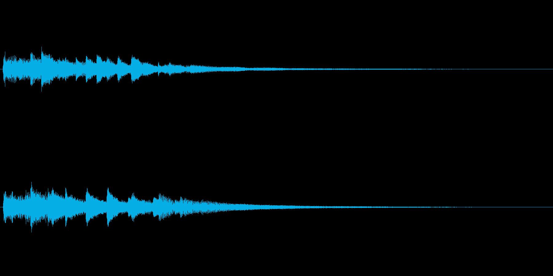 不安定、不可解、不気味なピアノソロ 17の再生済みの波形