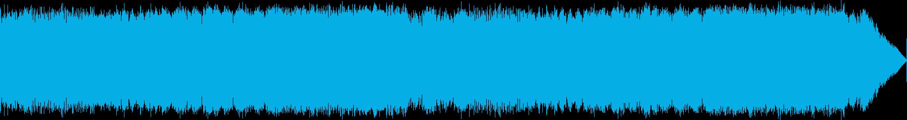 ファンタジーRPGのボスバトルを想定し…の再生済みの波形