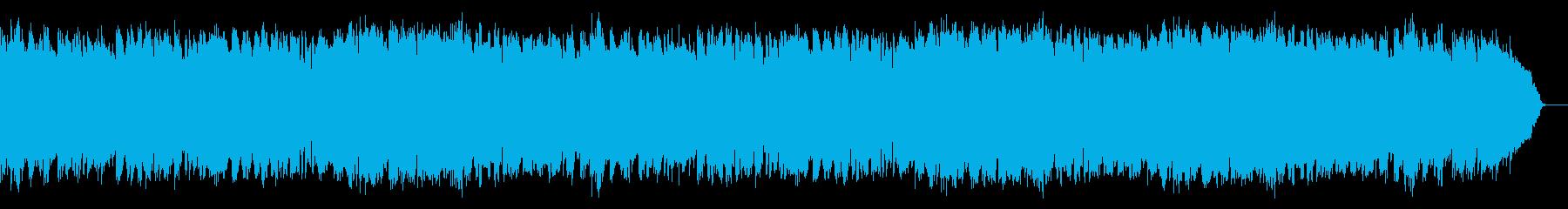 サックスが奏でるしっとりした昭和ポップスの再生済みの波形