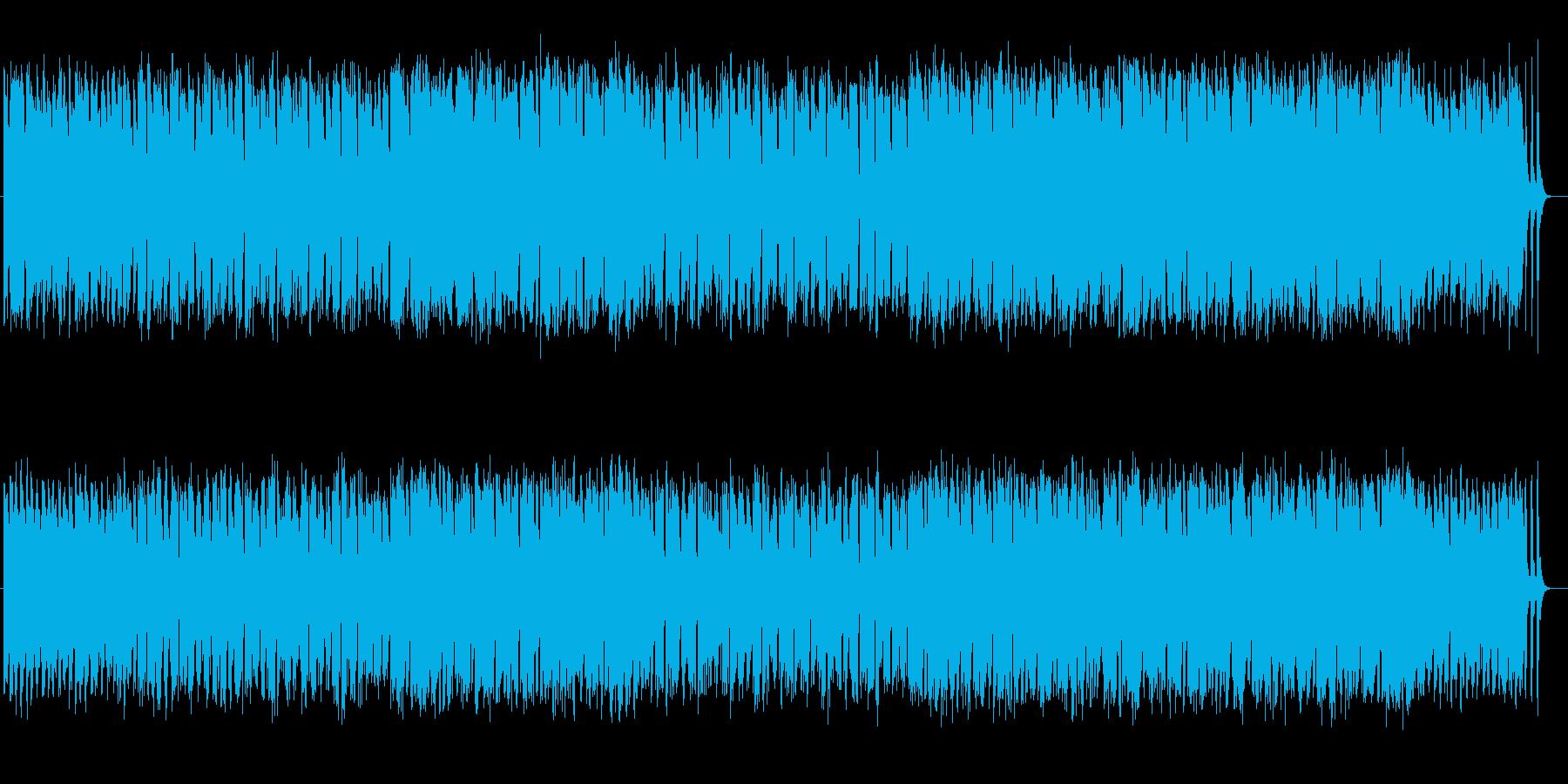 座って落ち着けるバーに似合う歌謡曲の再生済みの波形