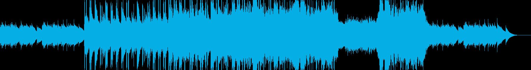 木管が奏でるノスタルジーな曲の再生済みの波形