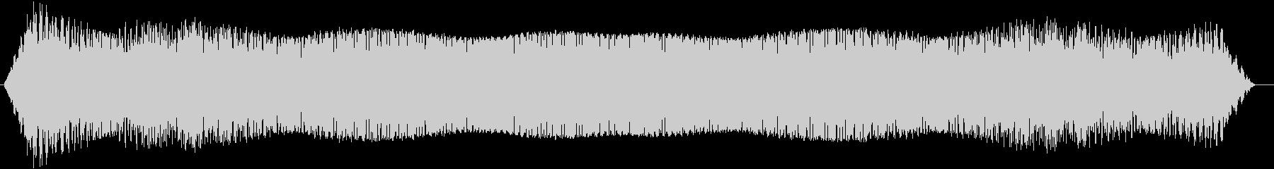 ファミコンの野球ゲームで球を打ち上げた音の未再生の波形