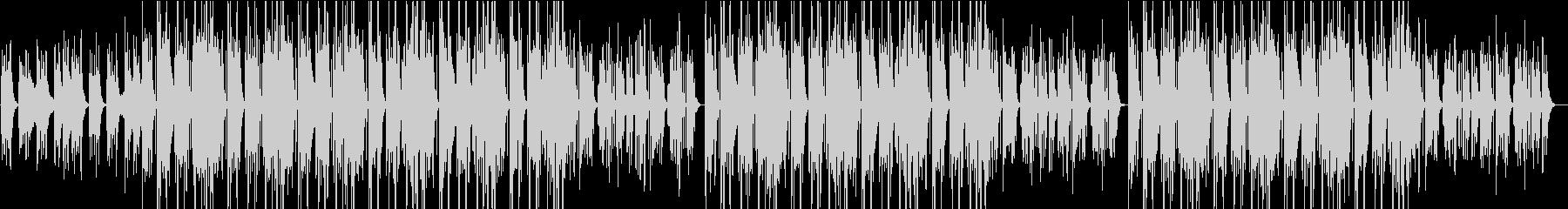 【R&B】アリアナグランデのようなBGMの未再生の波形