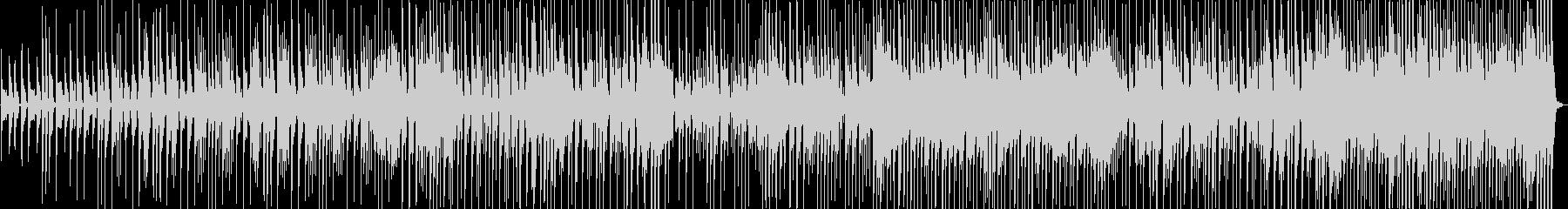 明るくてシンプルなアコースティック音楽の未再生の波形