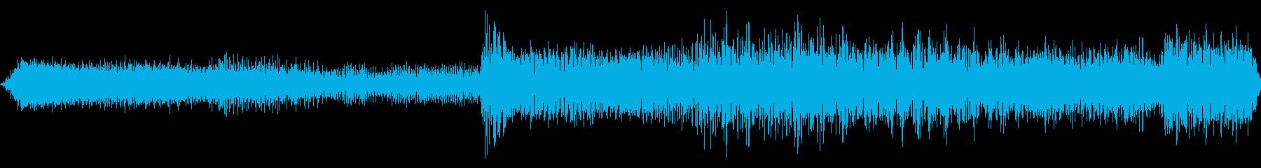 電気ザップの再生済みの波形