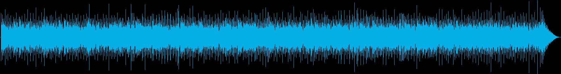 シティポップの再生済みの波形