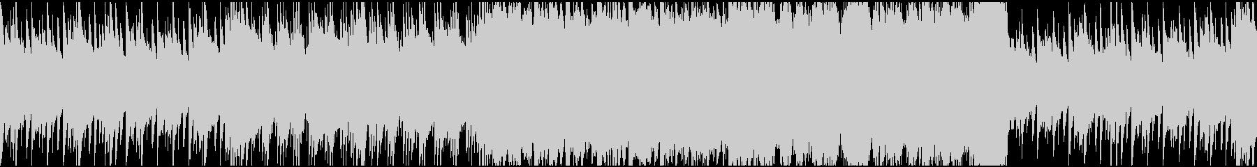 【ループ対応】ストリングスのワルツの未再生の波形