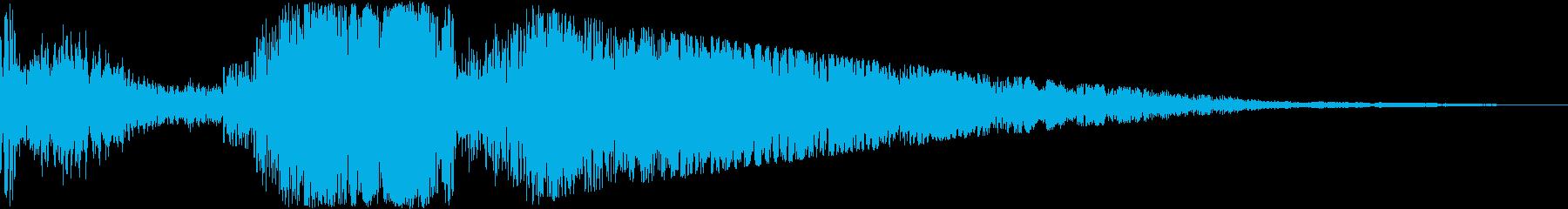 F1などのレース、エンジン音に最適30!の再生済みの波形